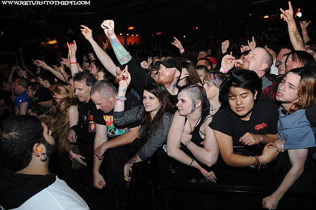 [anthrax on Nov 11, 2011 at the Palladium (Worcester, MA)]