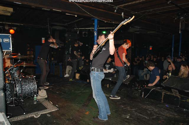 [as I Lay Dying On Oct 24, 2003 At The Living Room (Providence Part 5