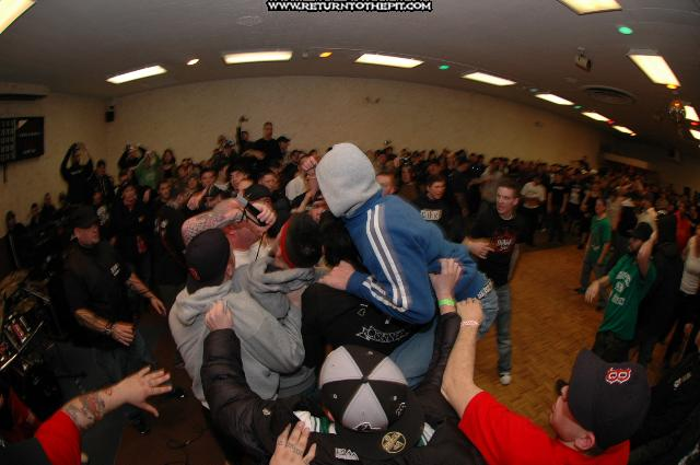 [death before dishonor on Jan 29, 2005 at Knights of Columbus (Wallingford, CT)]