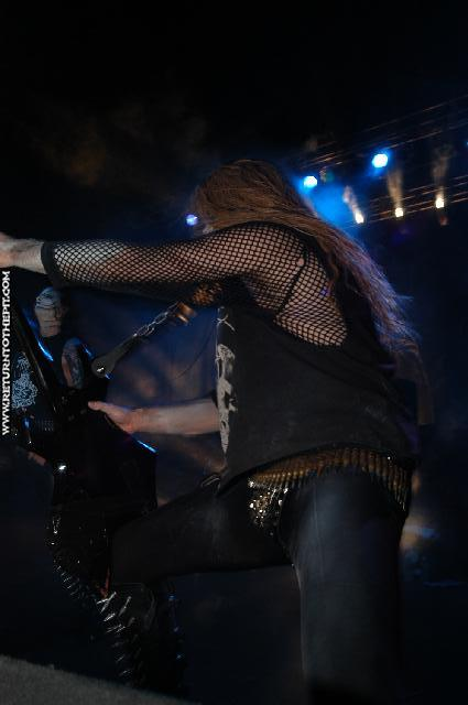 [dimmu borgir on Dec 13, 2003 at The Palladium (Worcester, MA)]