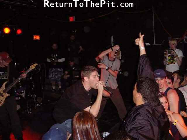[haste on Apr 14, 2001 at The Palladium (Worcester, MA)]