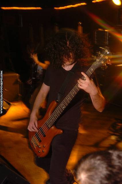 [porphyria on Nov 20, 2005 at Club 125 - second stage(Bradford, Ma)]