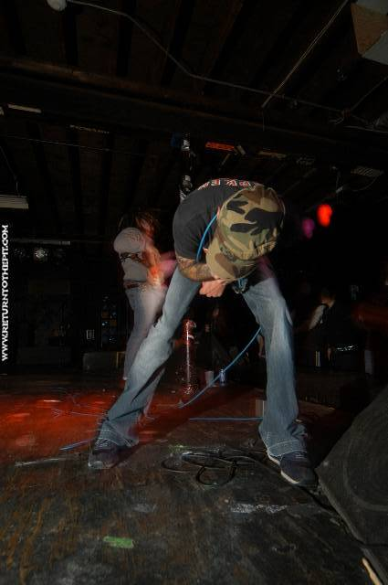 [the departed on Jan 12, 2006 at the Living Room (Providence, RI)]